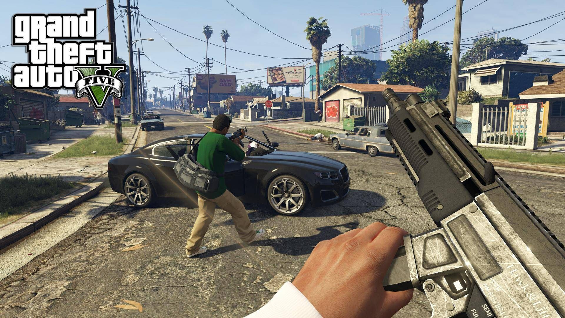 the steam awards 2018 winner labor of love grand theft auto 5 online