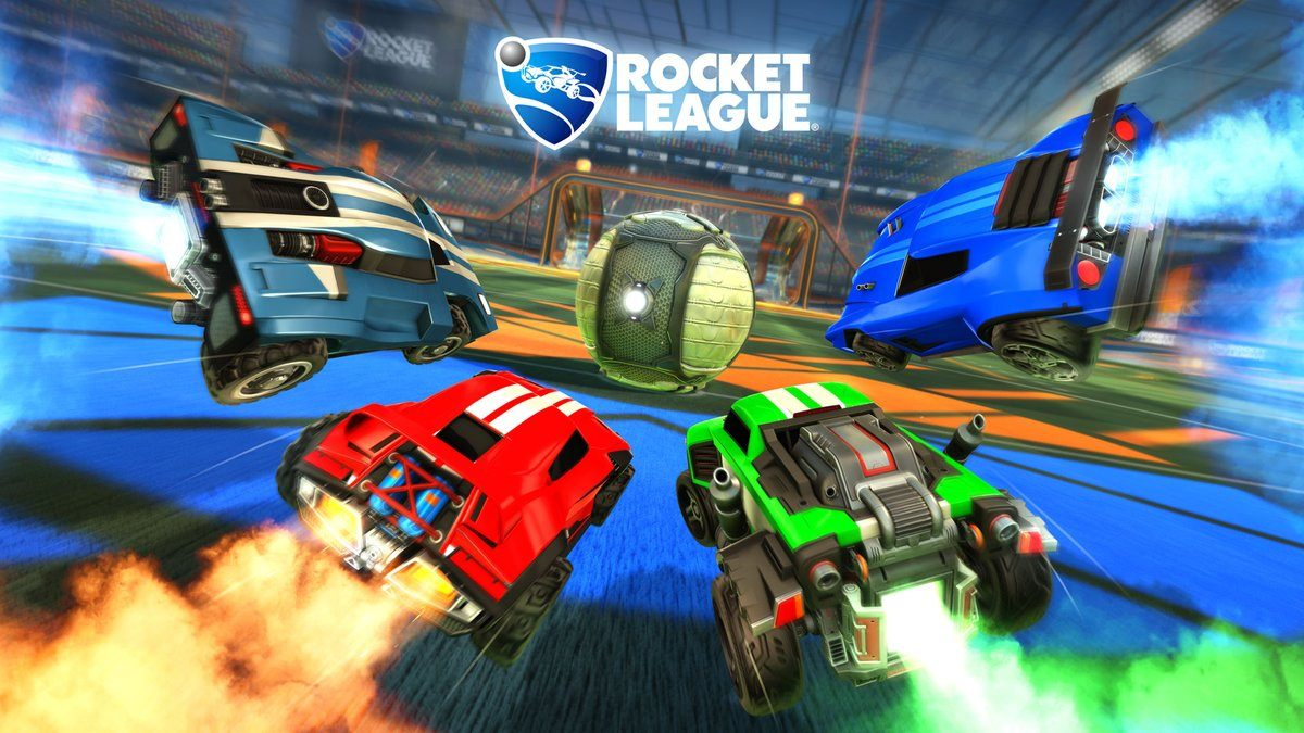 the steam awards 2018 winner most fun with a machine rocket league