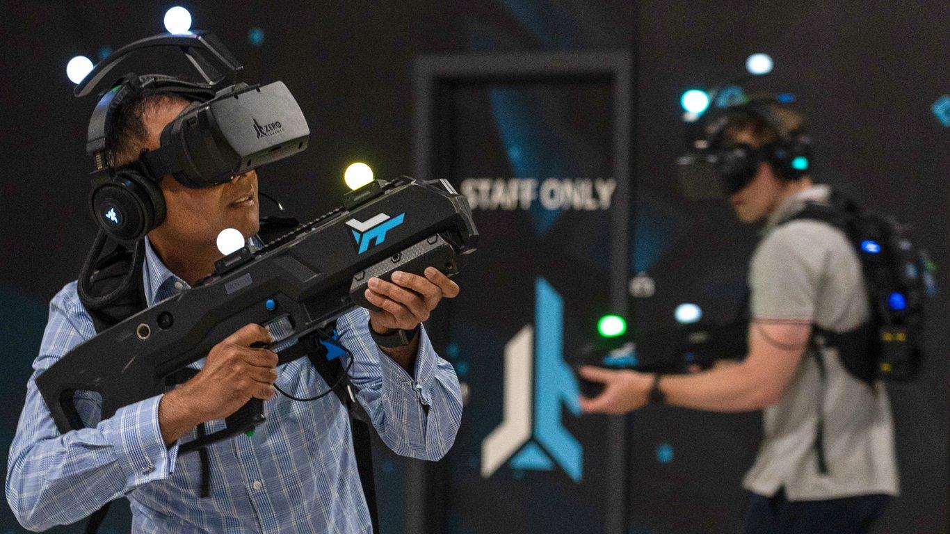 Zero Latency CEO Tim Ruse Interview Shacknews VR exploration