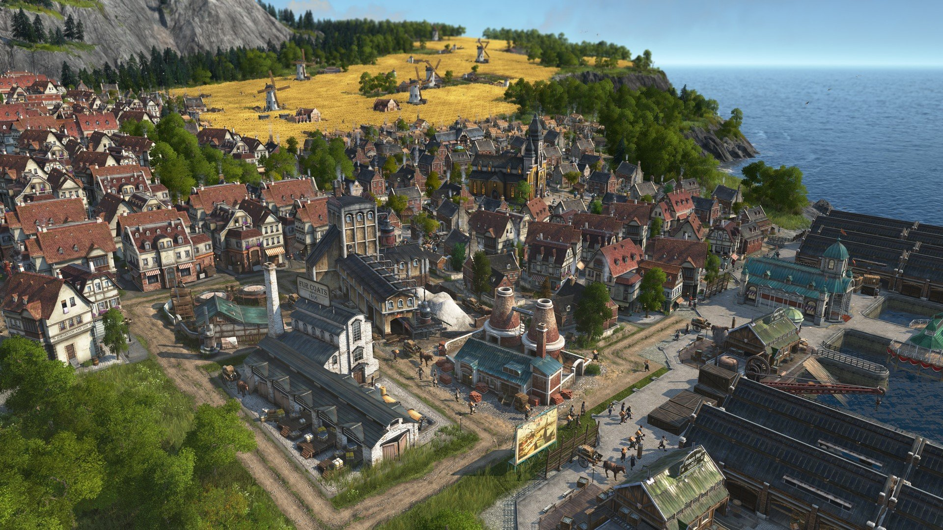 Anno 1800 will be pulled from Steam in favor of Epic Games Store exclusivity on April 16.