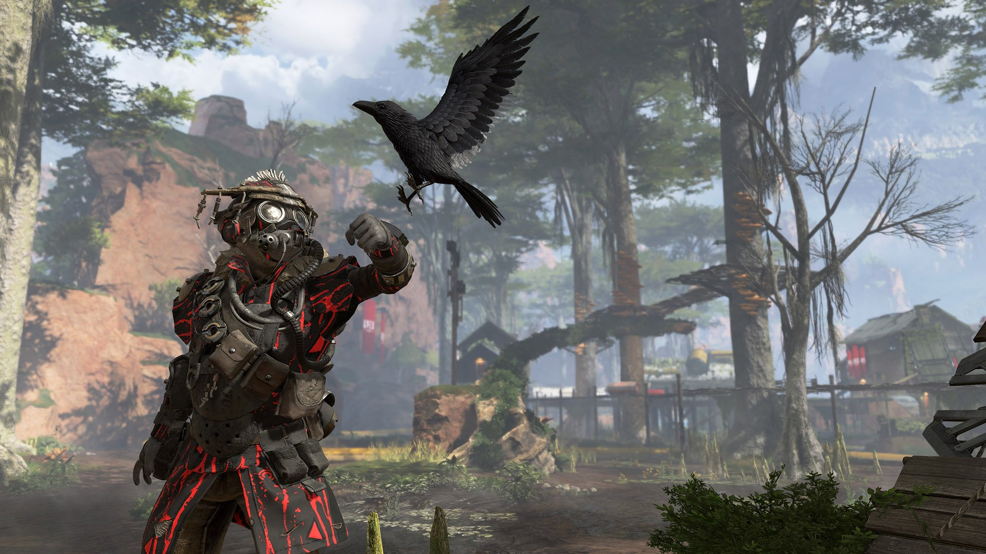 is Apex Legends free? - Players can unlock new skins for Legends like Bloodhound to make them stand out in the arena.