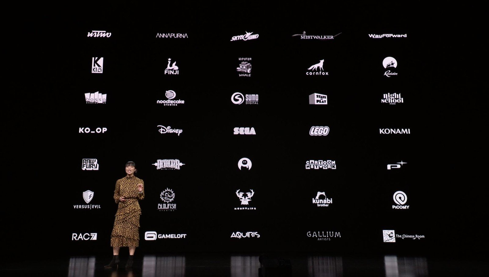 Apple Arcade confirmed games and developers