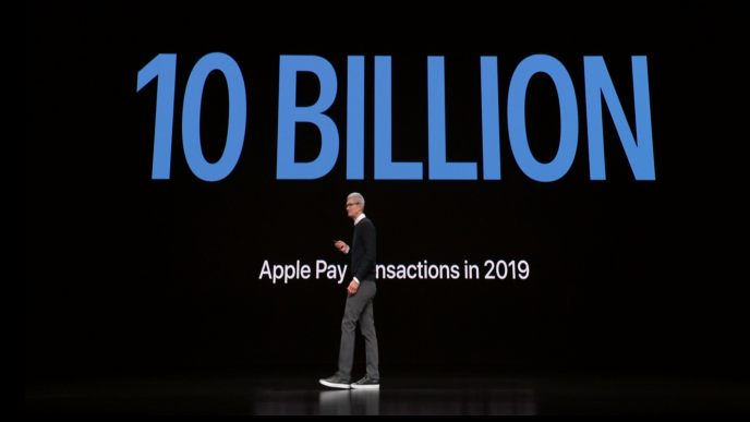 Apple Card 2019 march special event