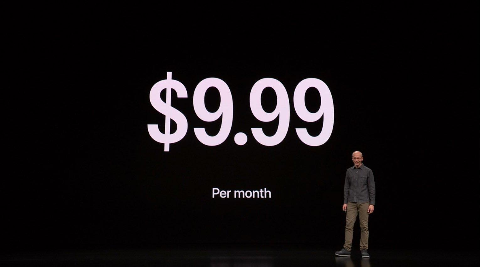 Apple News+ price