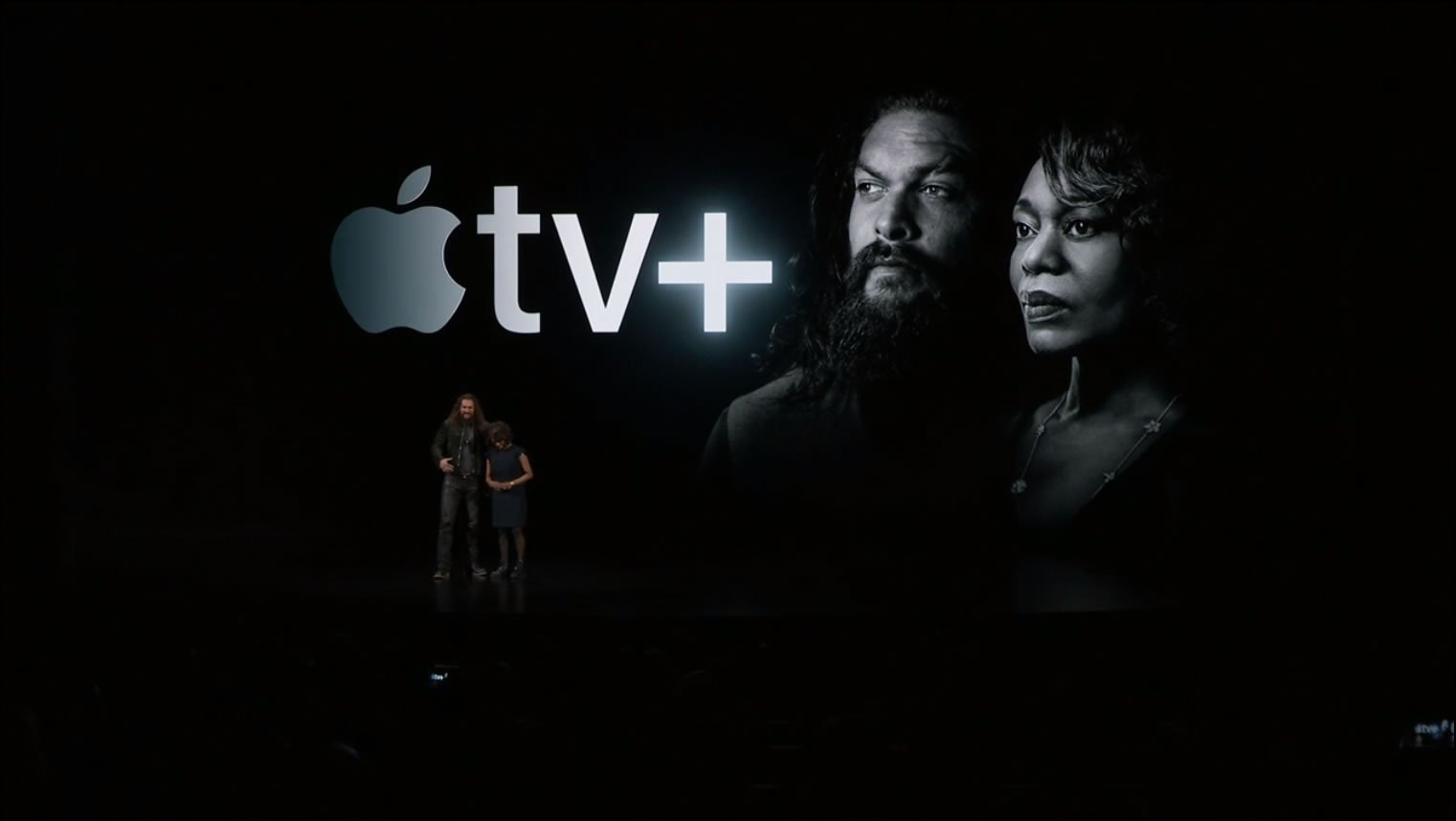 Apple announces Apple TV+