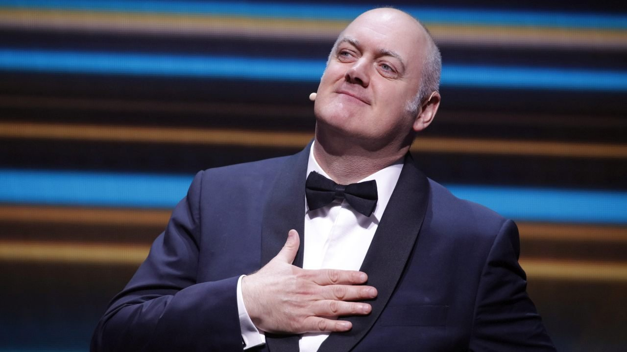 BAFTA 2019 Game Awards host Dara o Briain