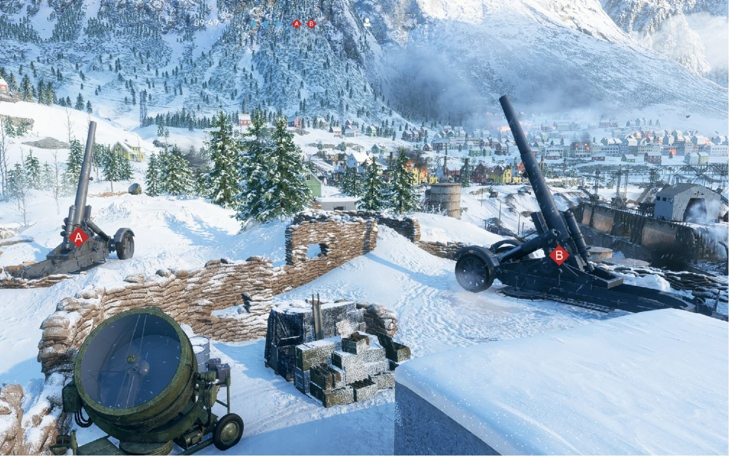 Battlefield 5 tides of war chapter 2 rush mode 32 player