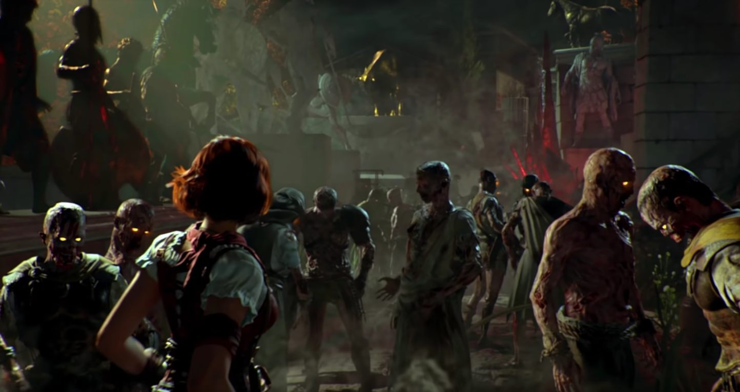 Call of Duty: Black Ops 4 blops zombies mode ancient evil expansion