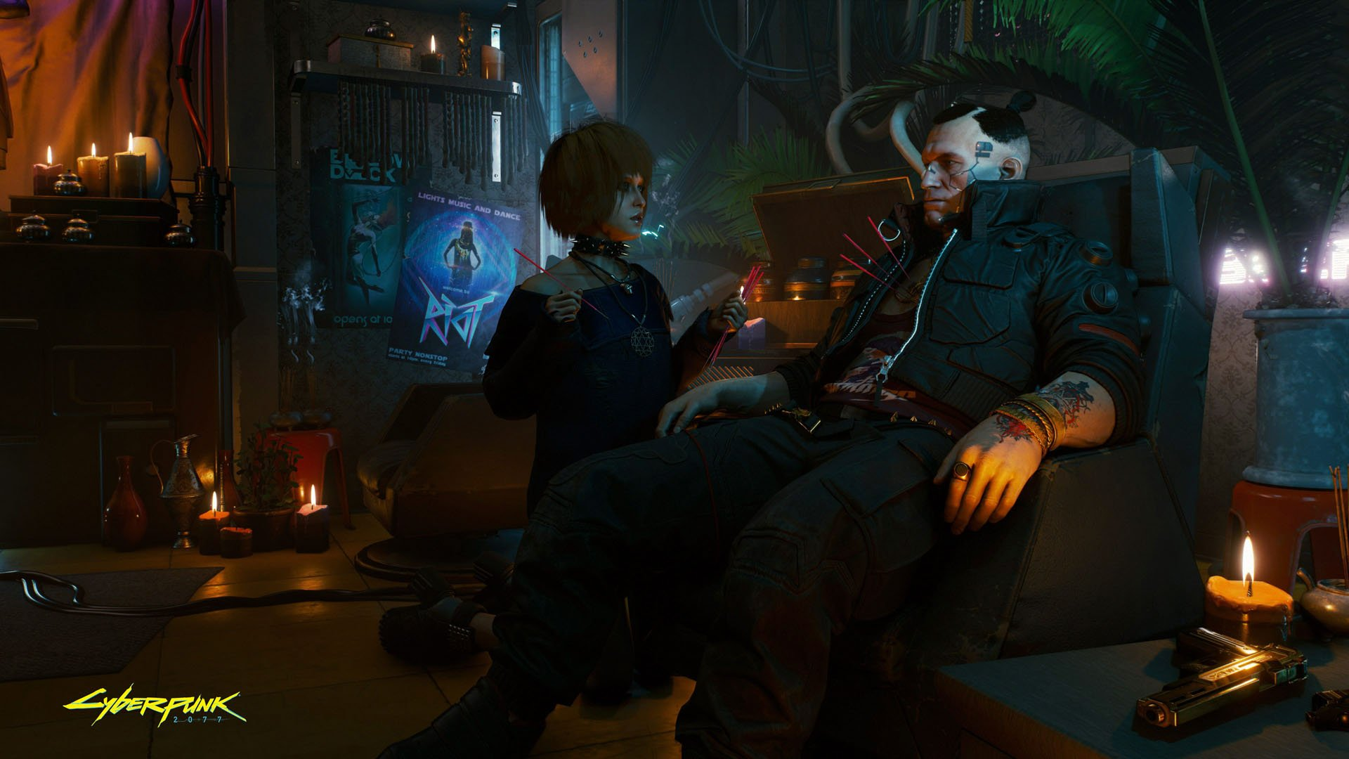 Cyberpunk 2077 to release sometime between now and 2021