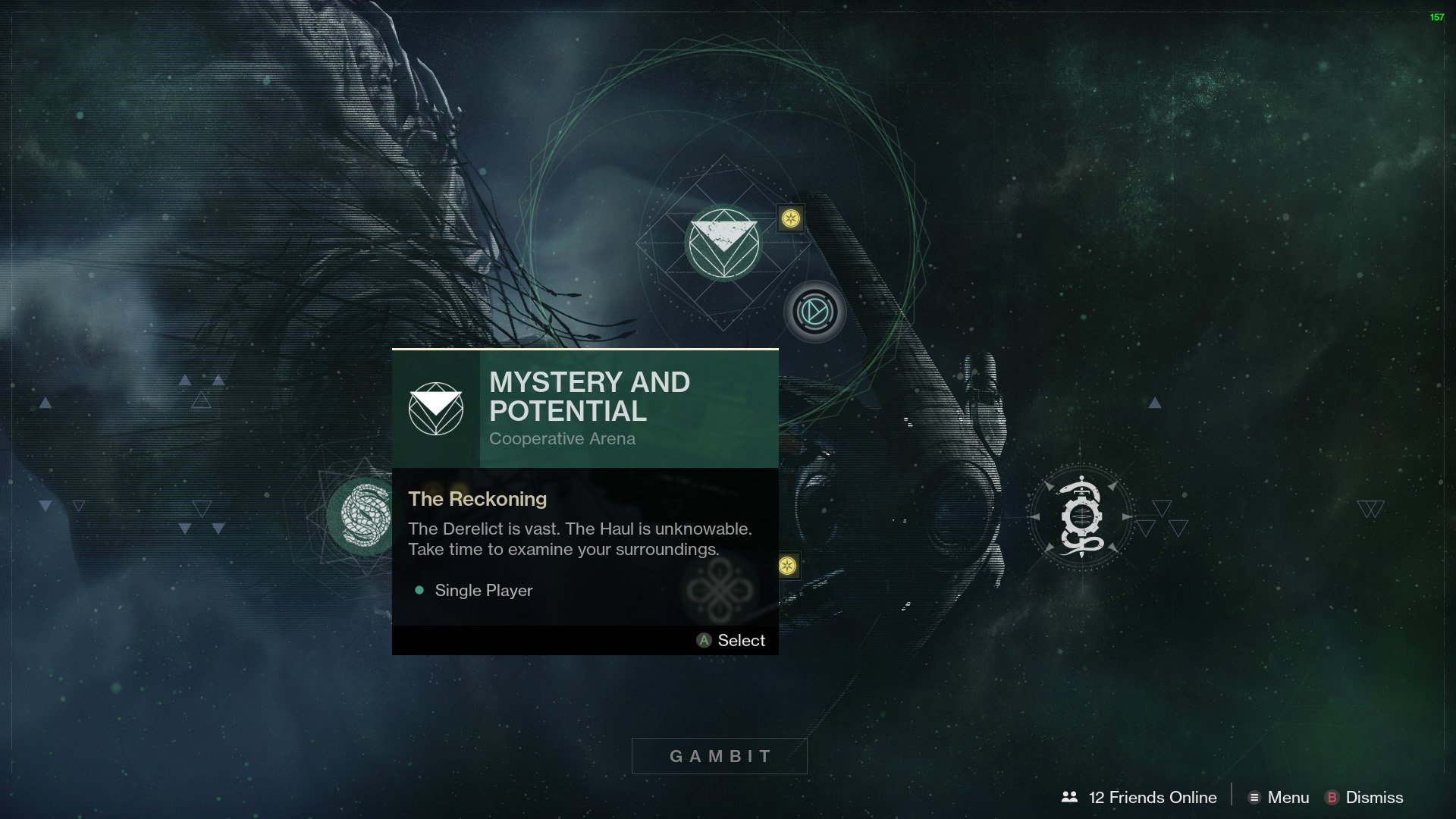 Destiny 2 Drifter's Hideaway Mystery and Potential