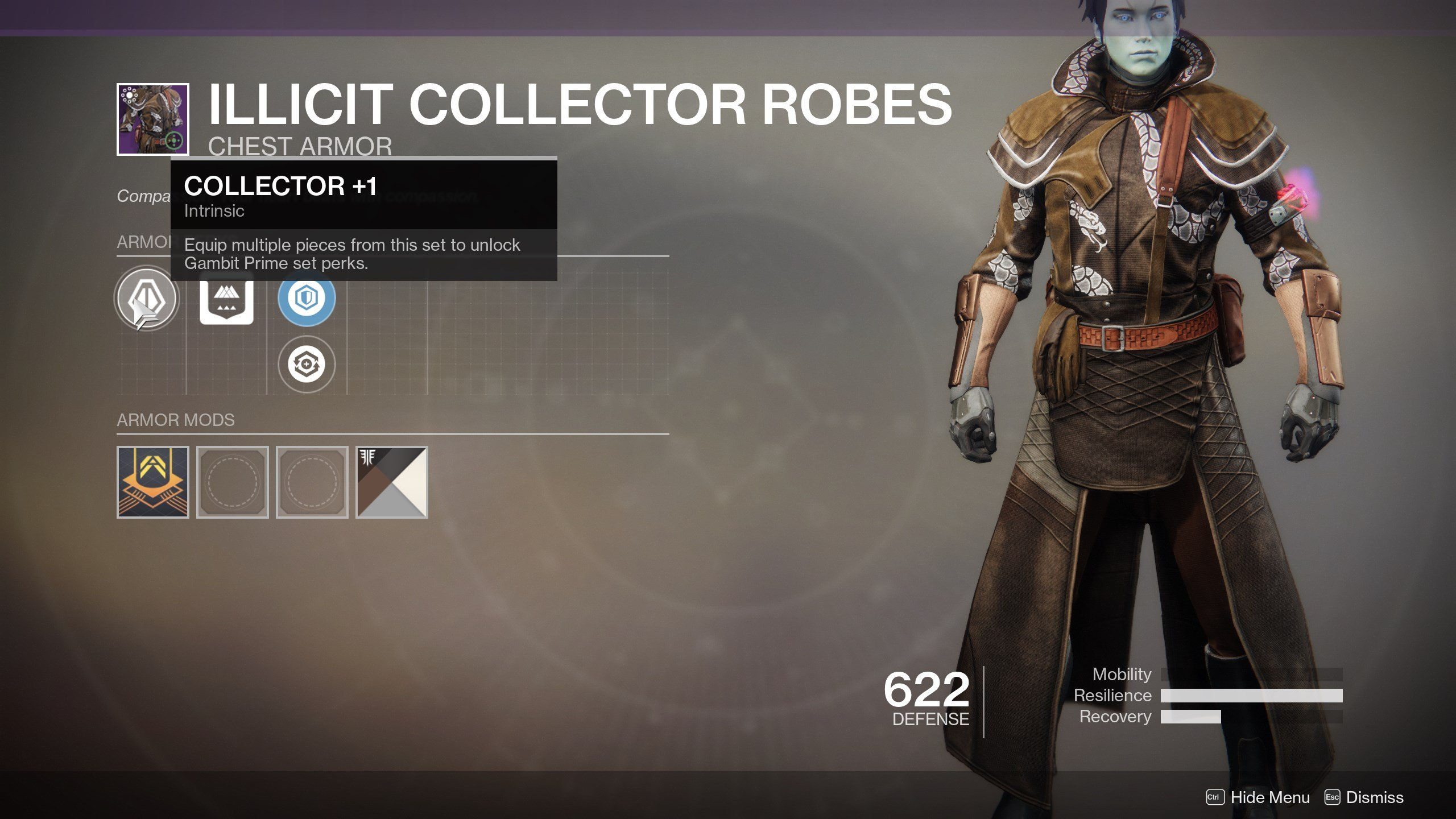 How to get Gambit Prime armor in Destiny 2 | Shacknews