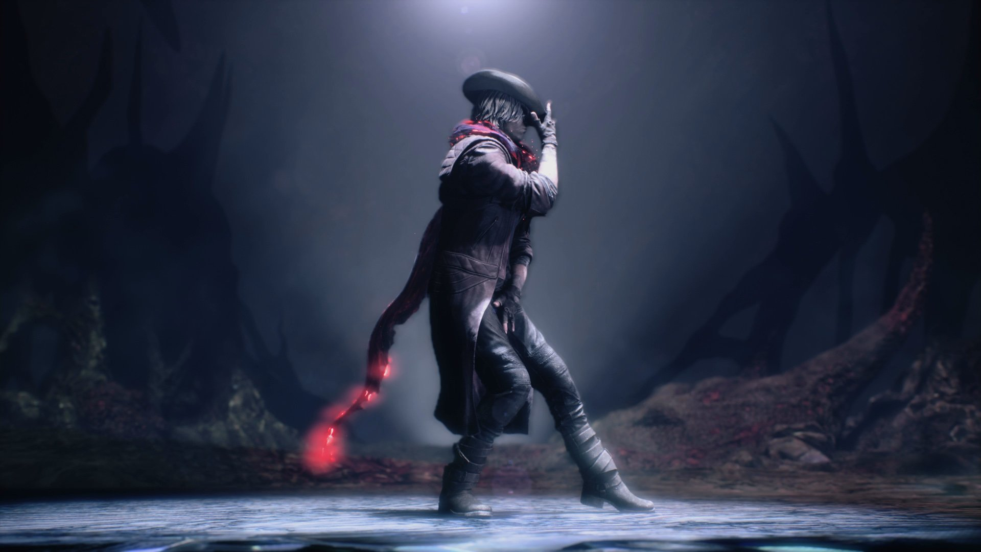 Devil May Cry 5 Dr. Faust hat