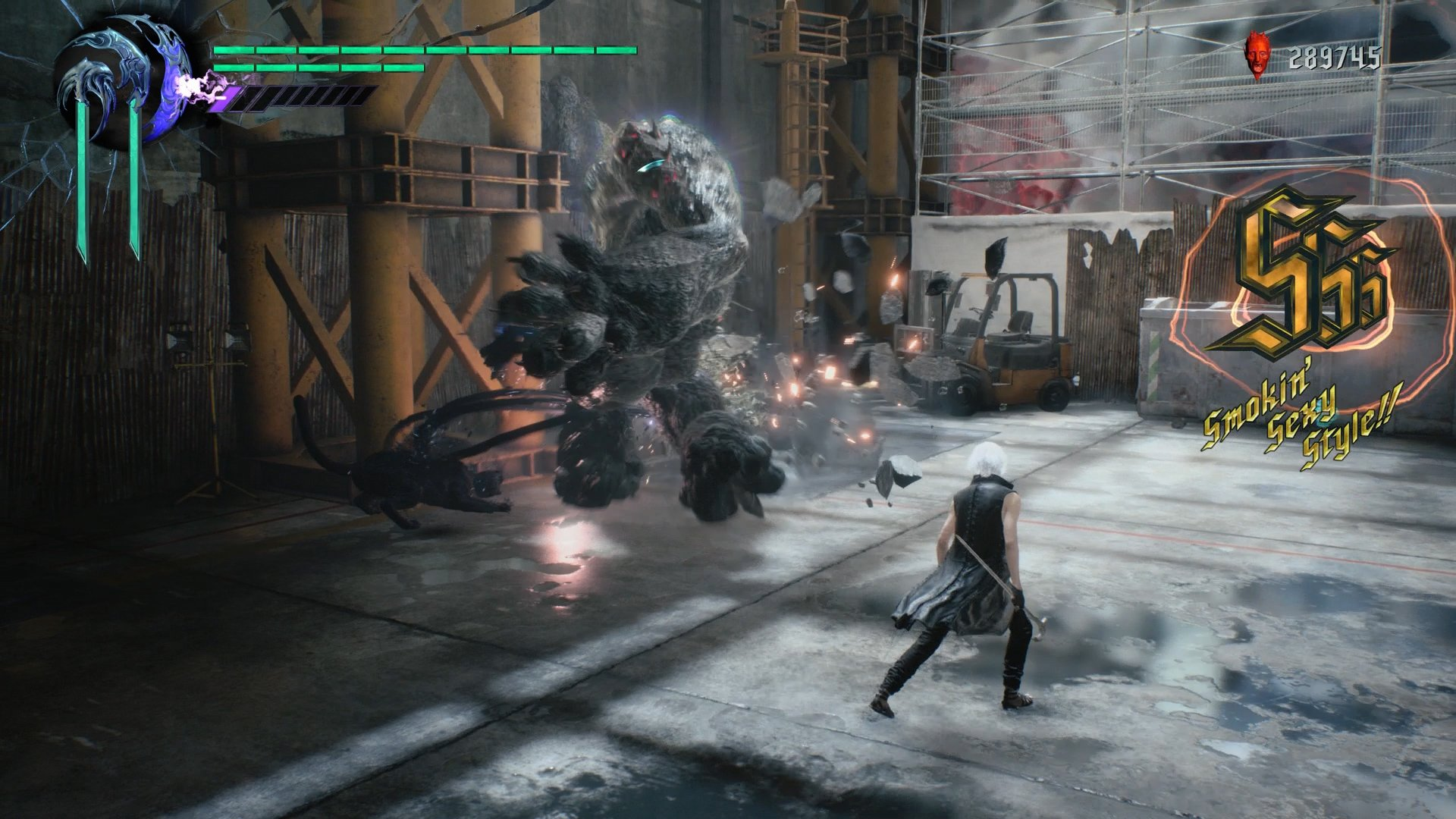 Devil May Cry 5 V skills and abilities