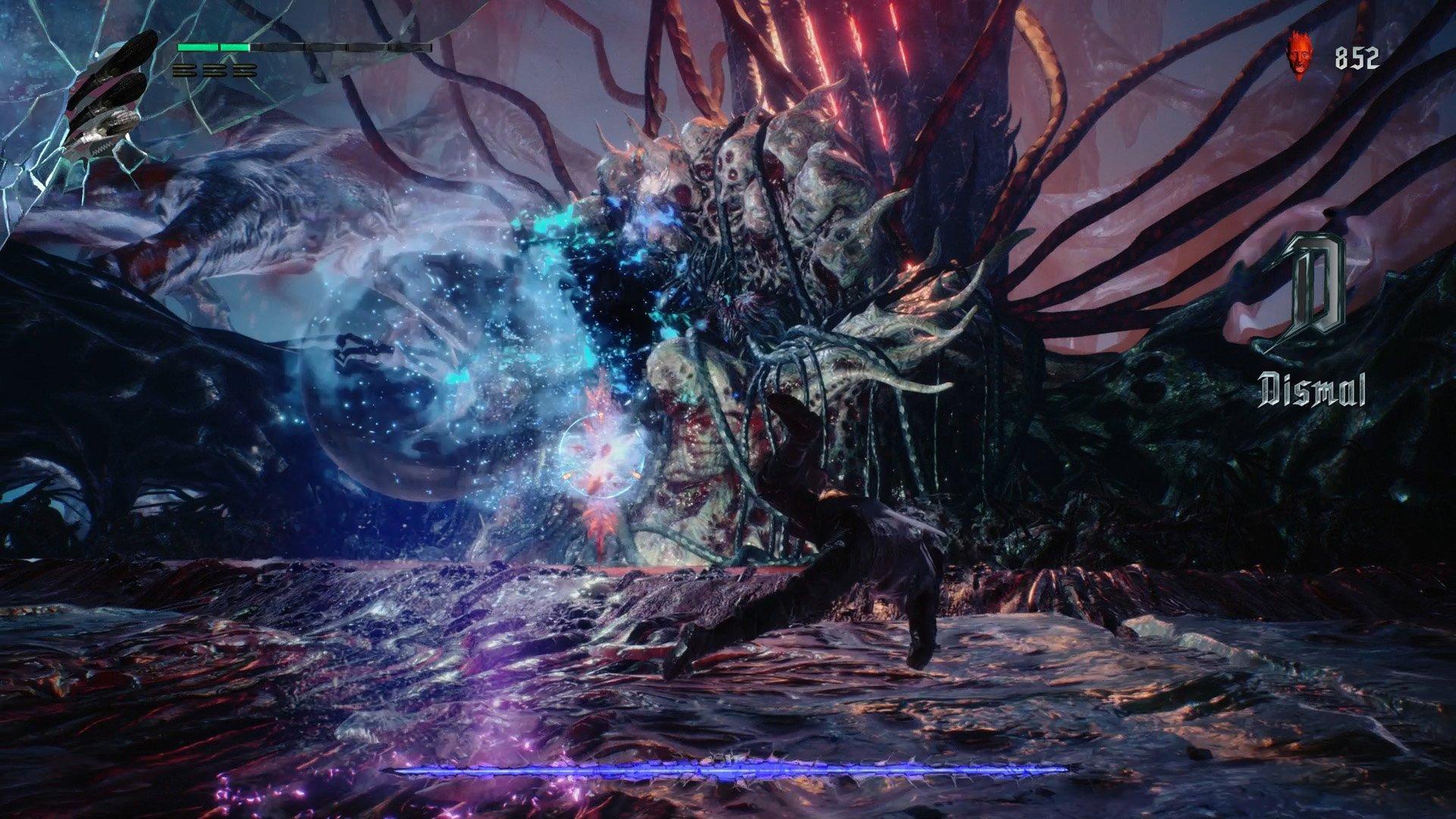 Devil May Cry 5 secret ending