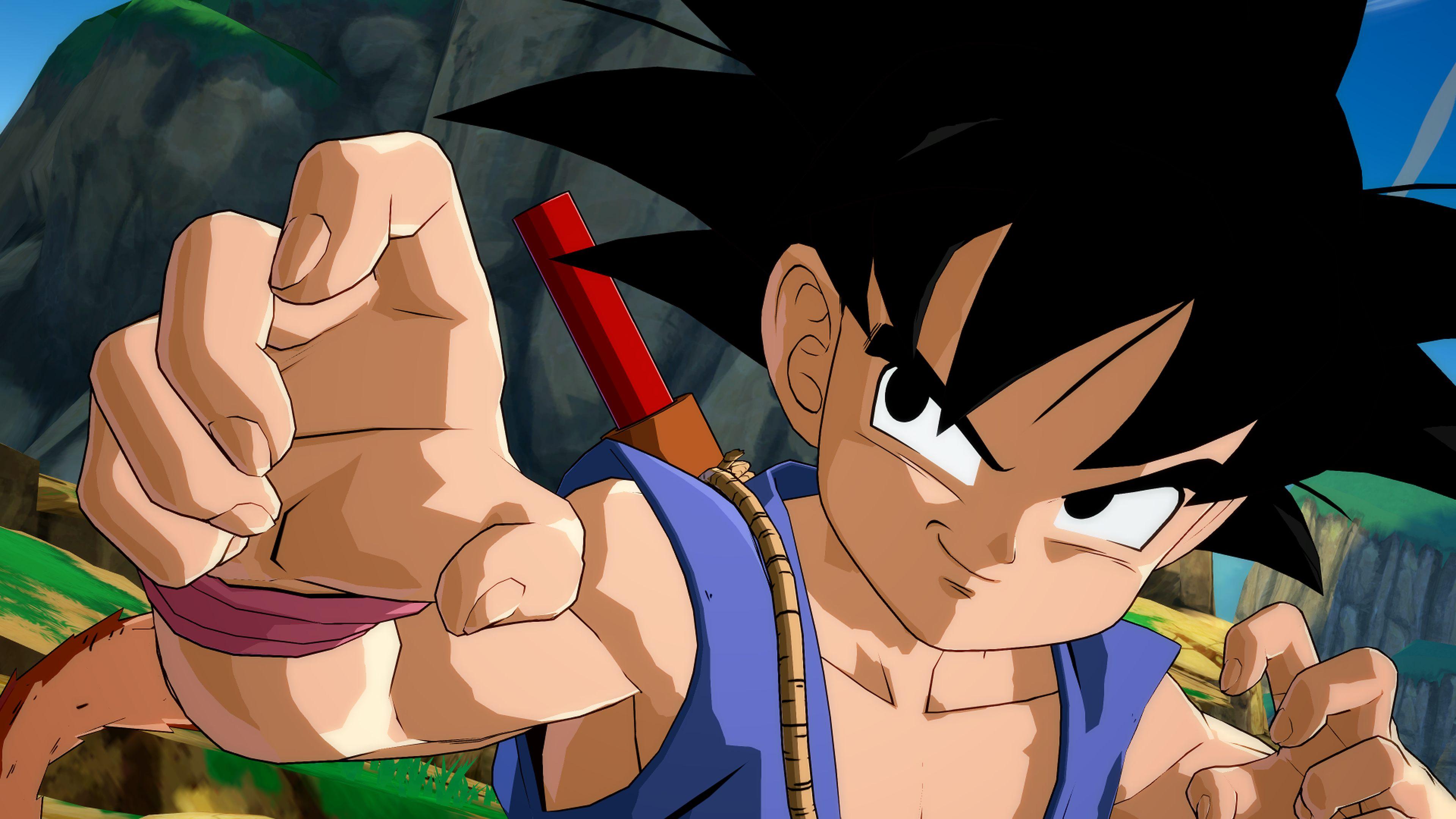 Dragon Ball FighterZ GT Goku DLC Pass 2 screenshot