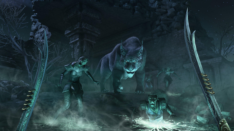 Elder Scrolls Online Elsweyr Screenshot