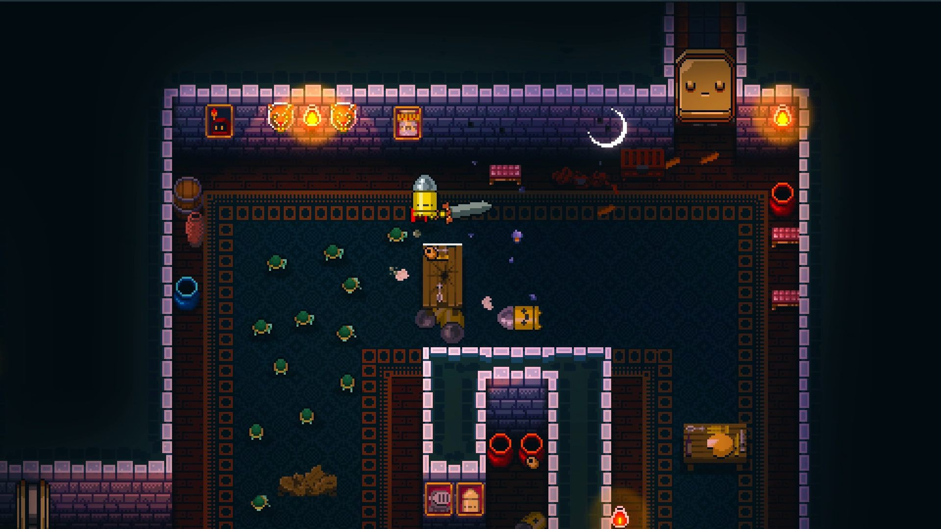 Enter the Gungeon a farewell to arms free dlc update final dodge roll