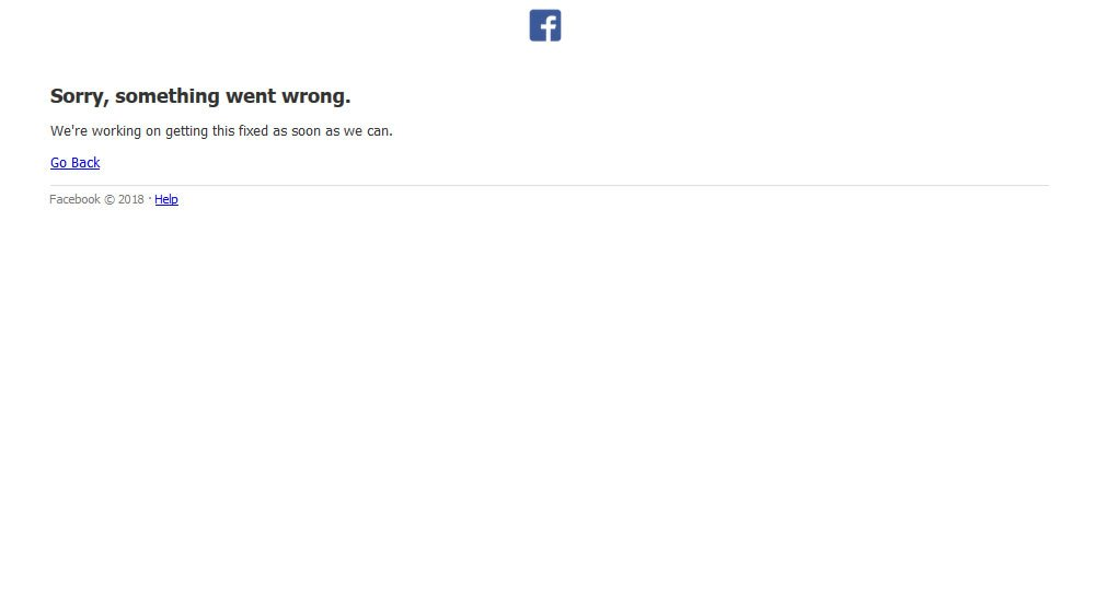 Is Facebook down? Social media users unable to log in to network