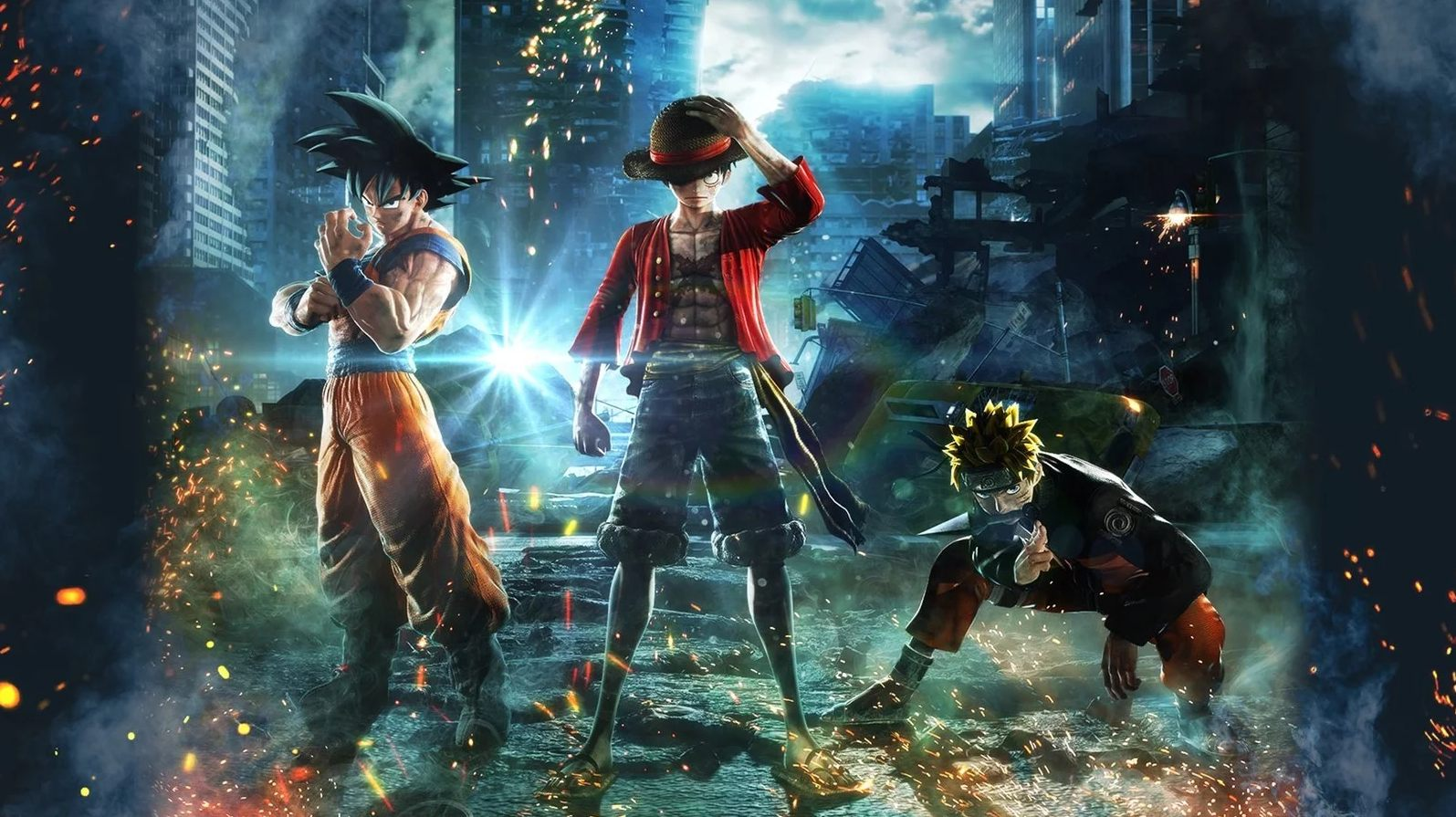February 2019 NPD Group sales software hardware Jump Force