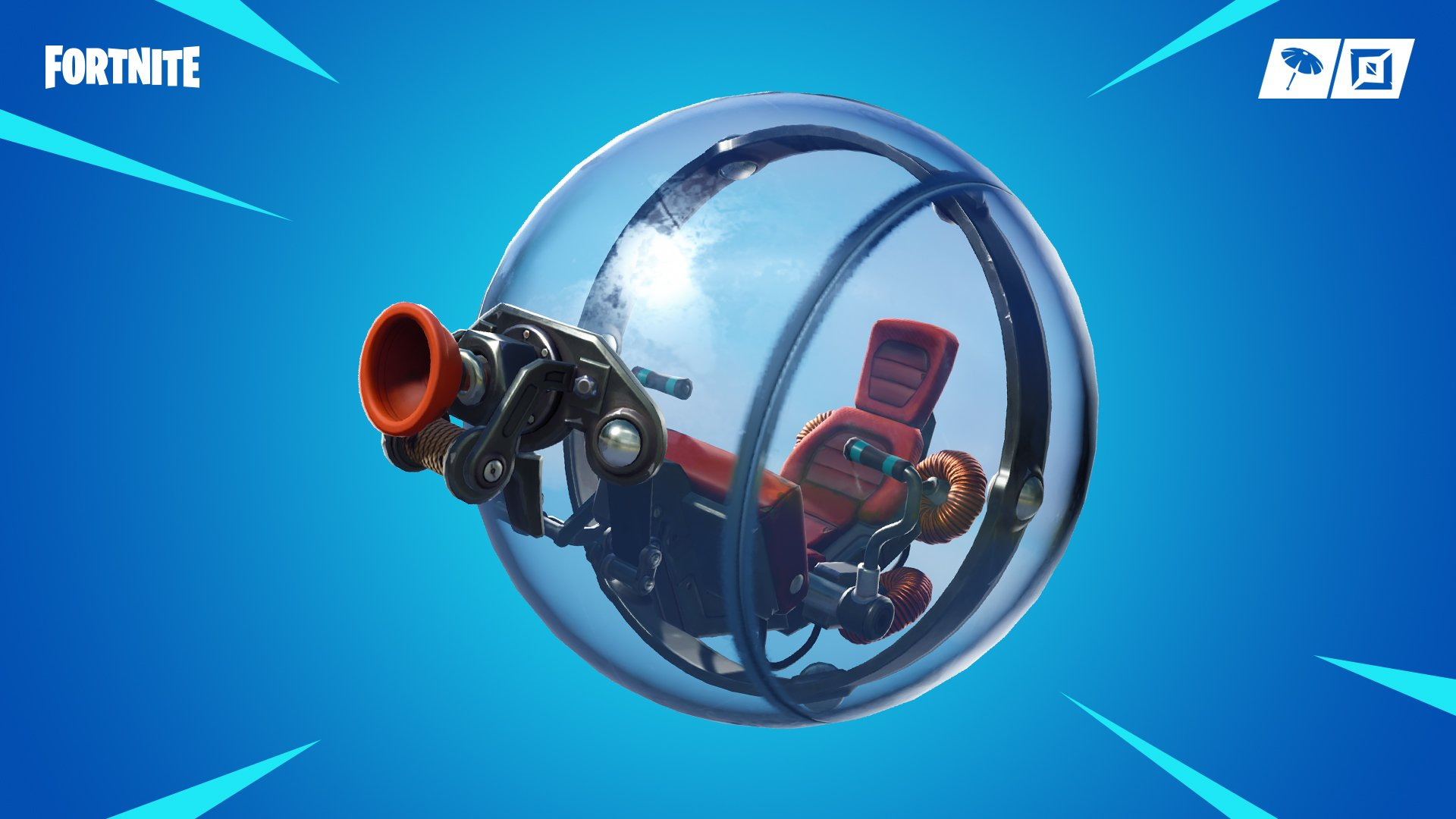 Fortnite patch notes v8.10 The Baller
