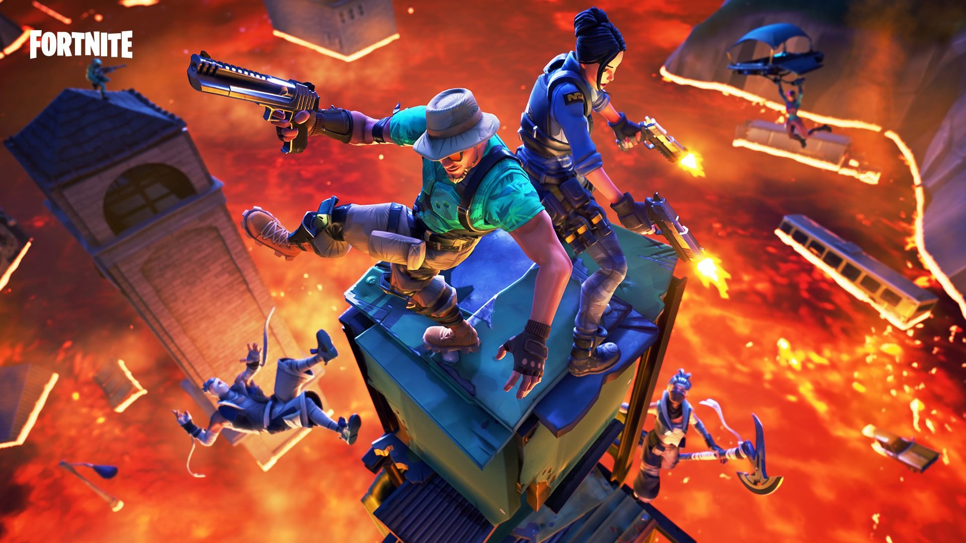 Fortnite v8.20.1 patch notes update fix details