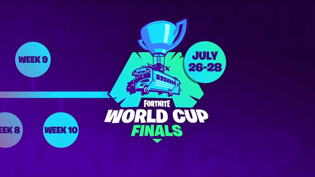 Fortnite World Cup details released by Epic Games | Shacknews