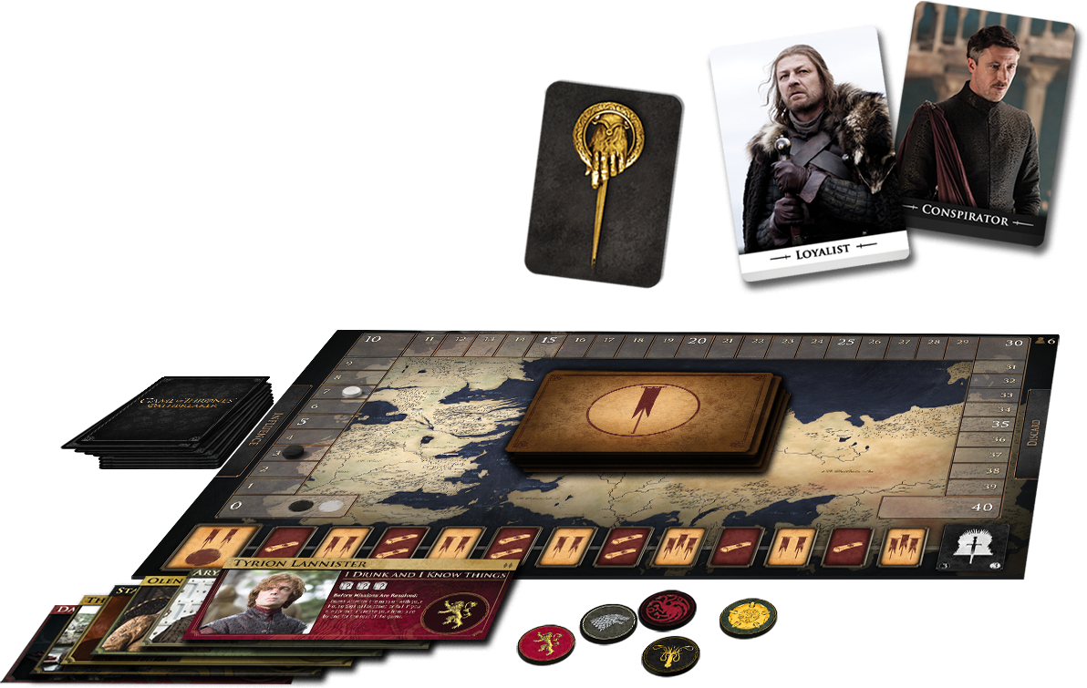 Game of Thrones: Oathbreaker contents