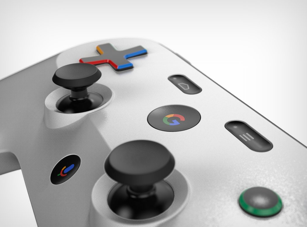 Google patent reveals Project Stream controller