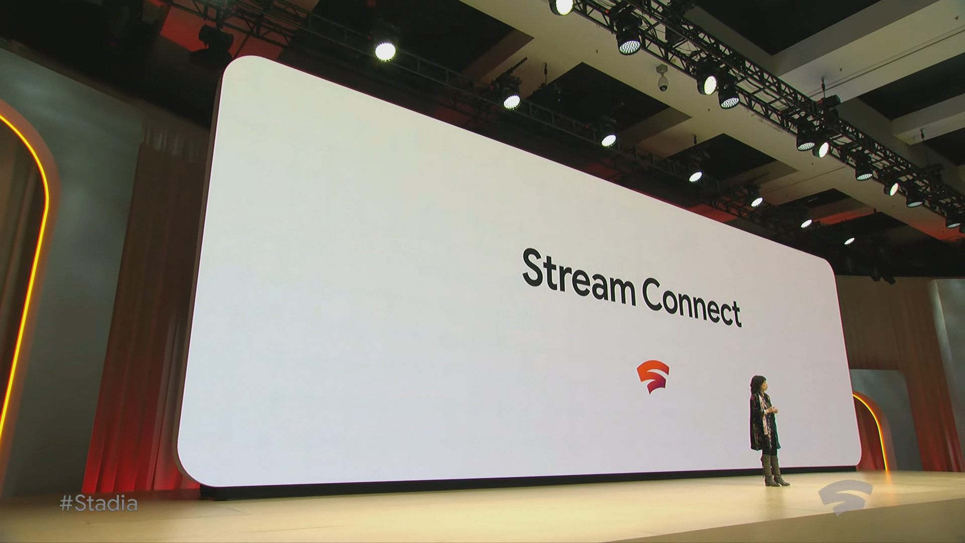 Google Stadia Stream Connect multiplayer couch co-op gaming