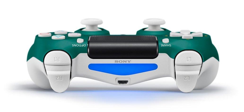 Alpine Green controller