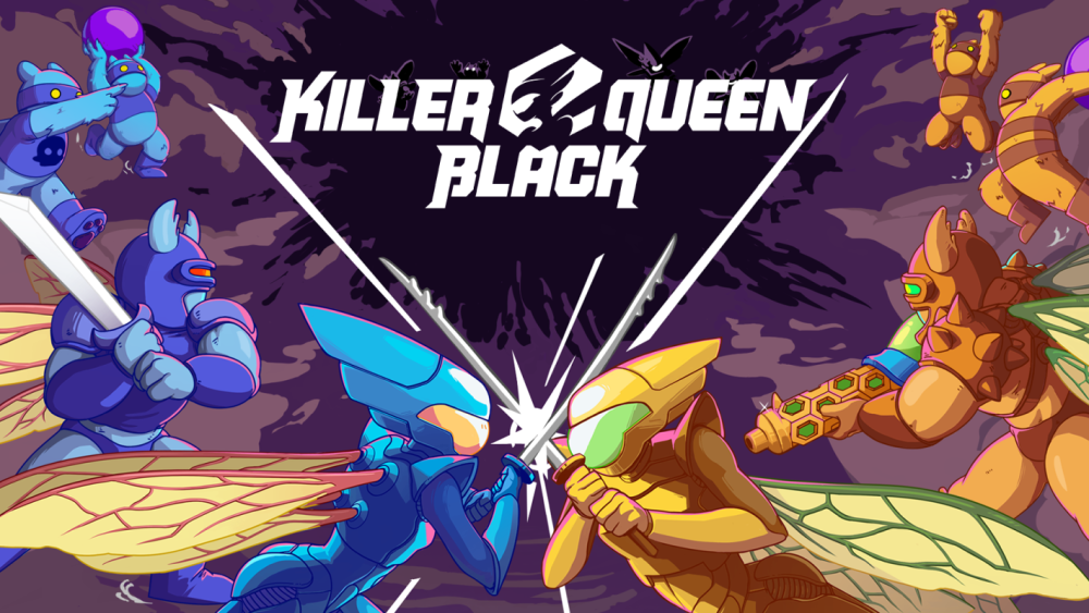 ID@Xbox Game Pass episode 1 - Killer Queen Black logo and artwork