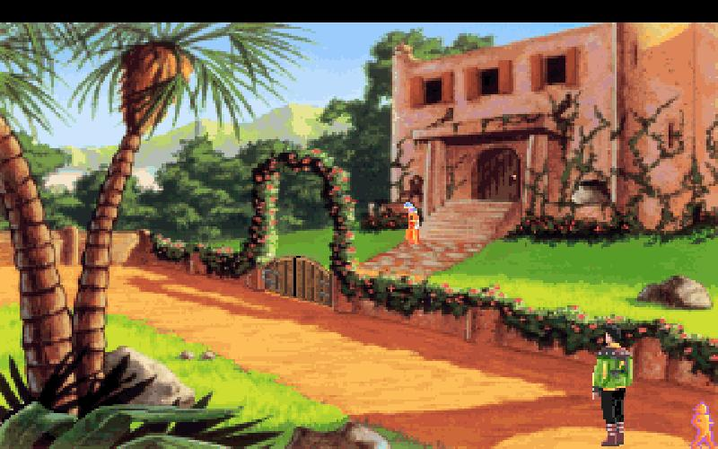 King's Quest VI, by Sierra On-Line.