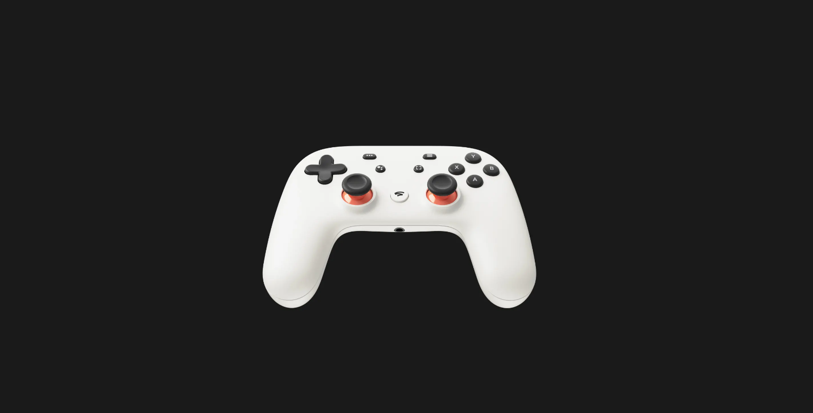 The Google Stadia controller opens when you enter the Konami code.