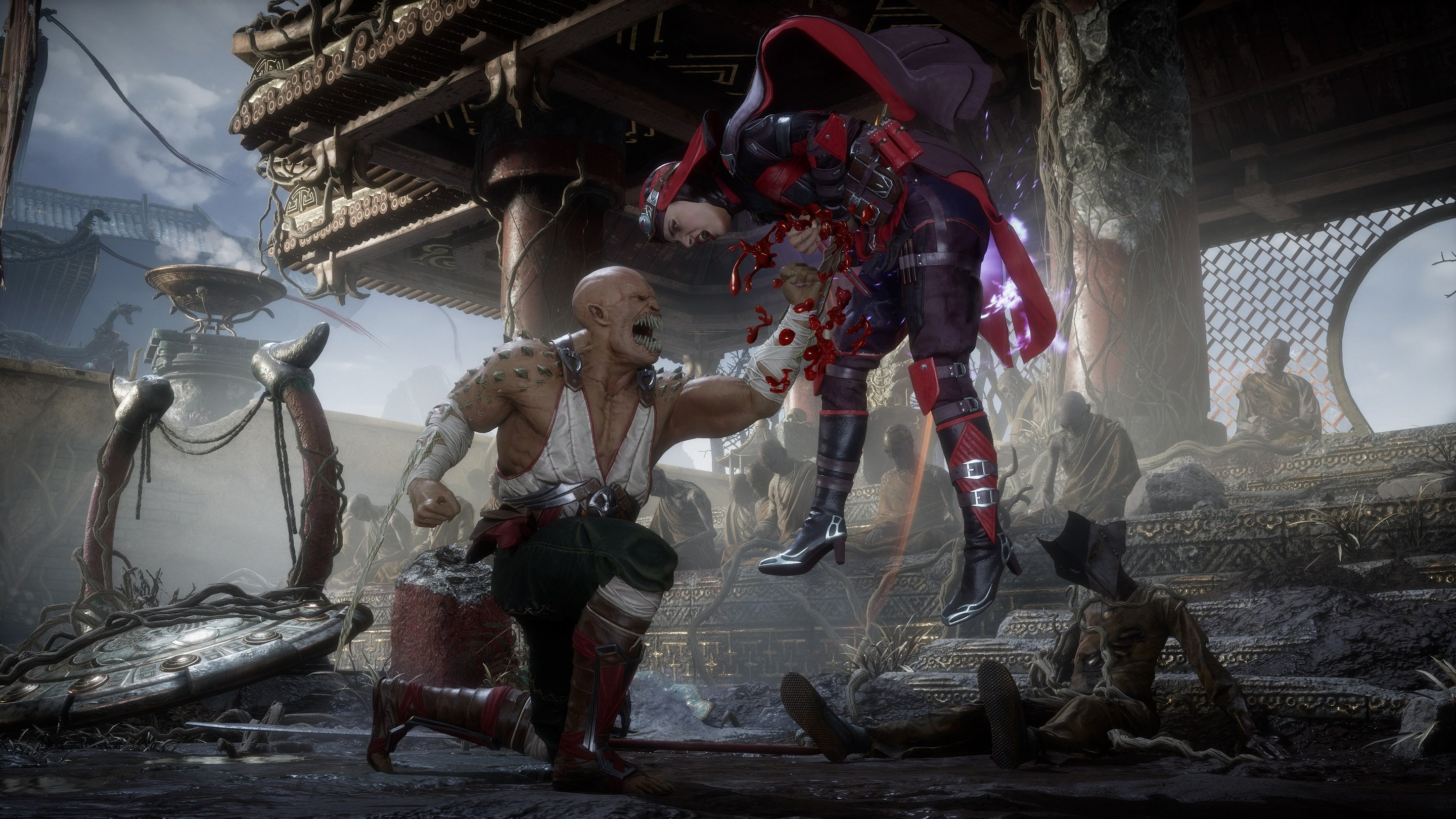 Does Mortal Kombat 11 have crossplay