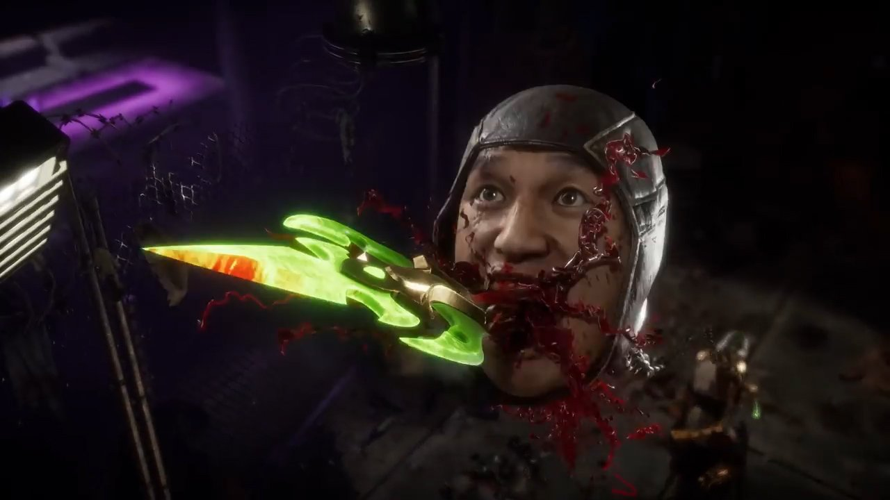 Mortal Kombat 11 Fatalities - Scorpion Fatality