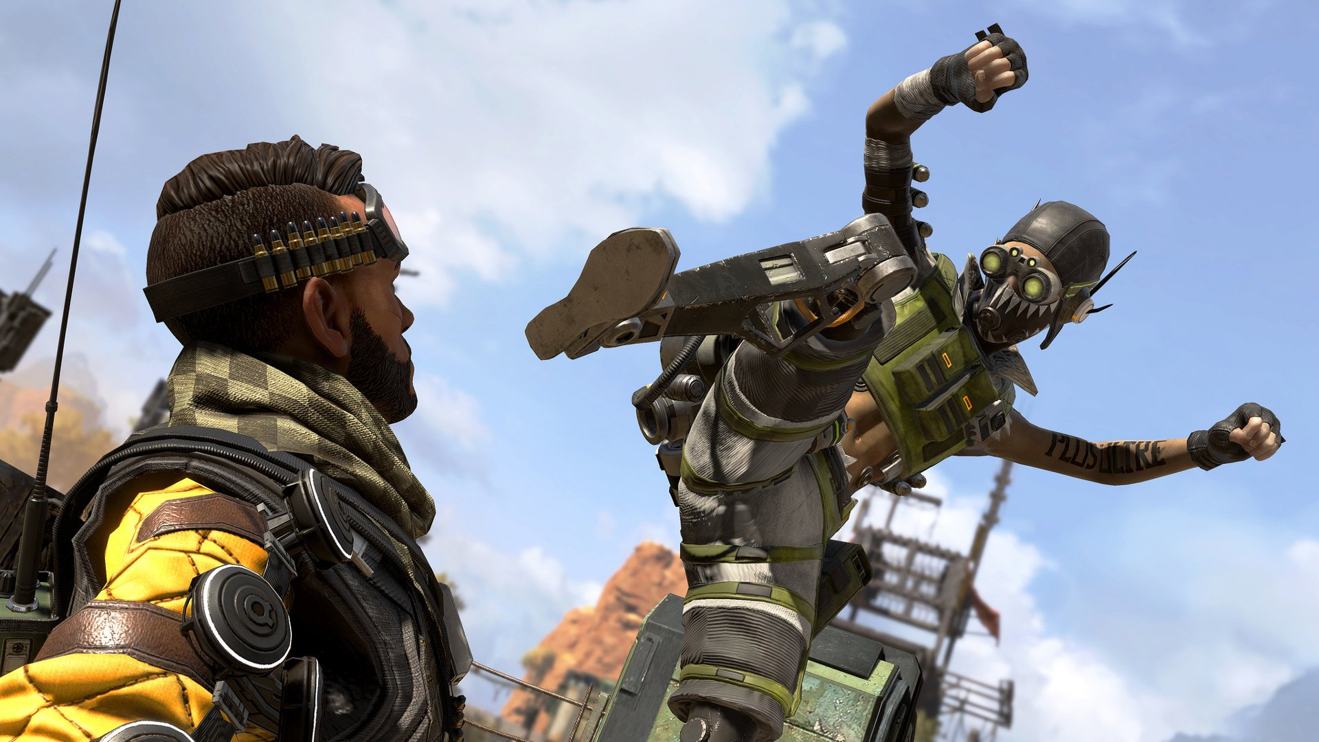 Apex Legends Season 1 - Wild Frontier and Battle Pass Begin Today