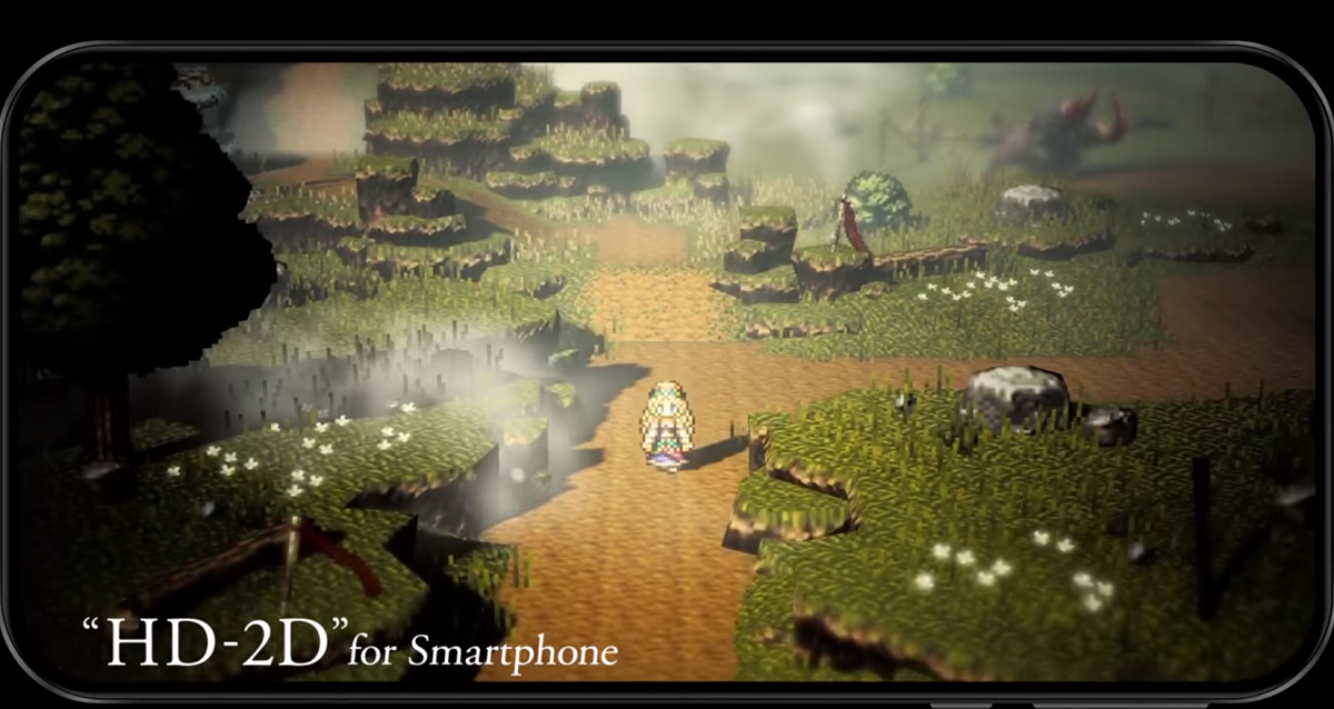 Octopath Traveler is heading to iOS and Android with