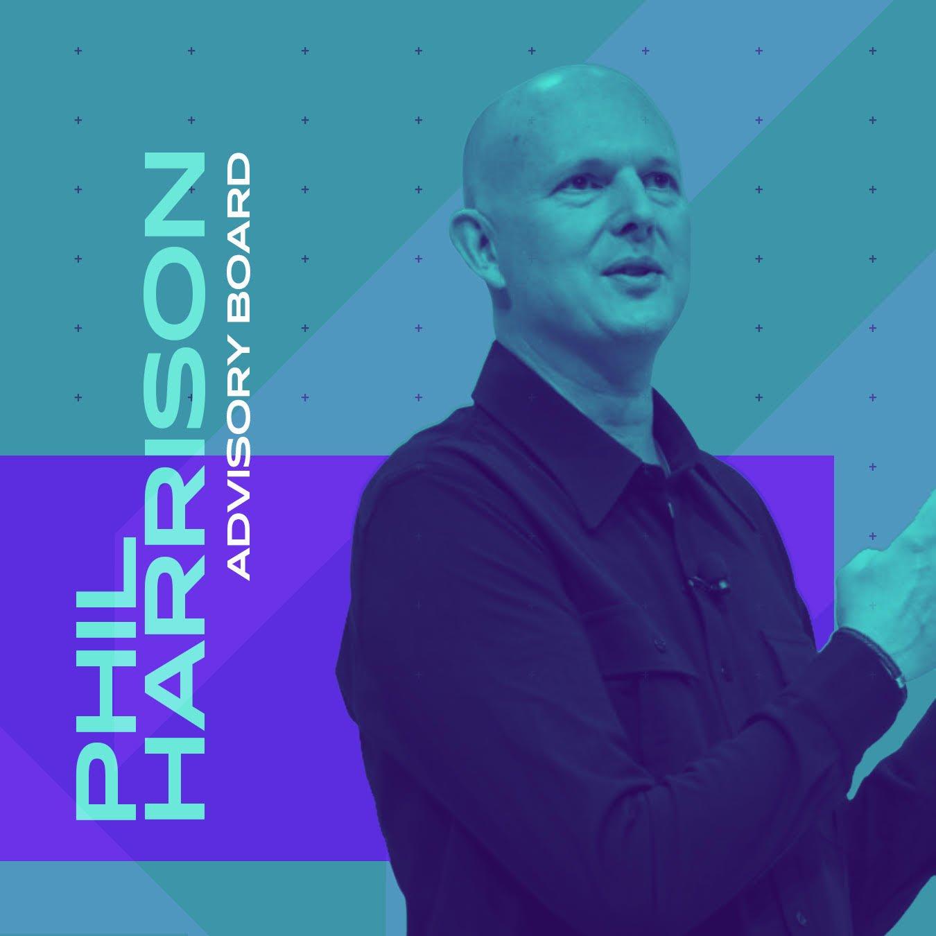 Phil Harrison of Google
