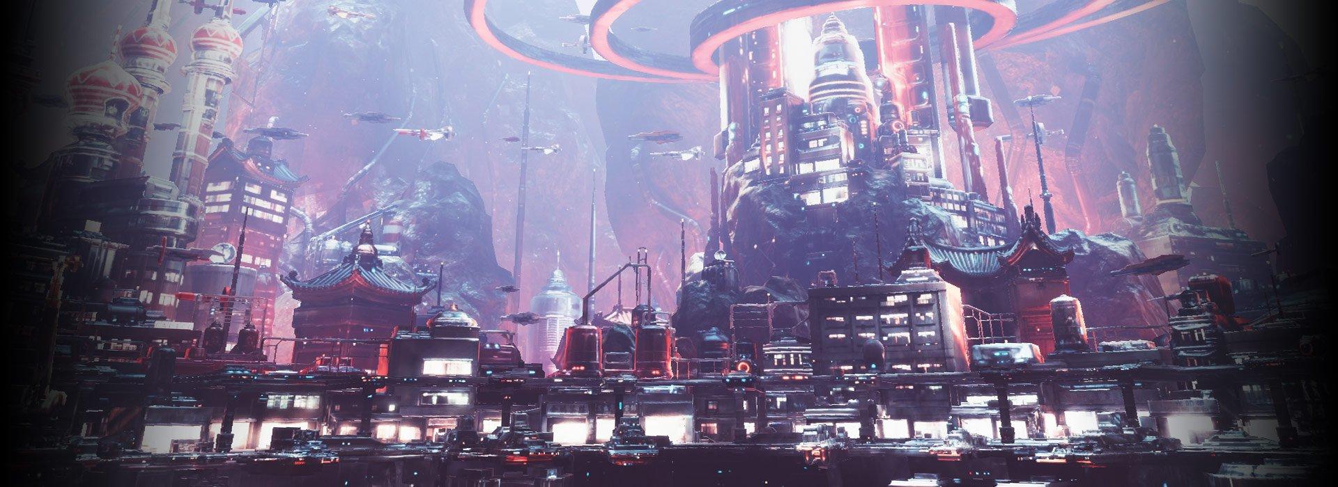 The futuristic Project 1v1