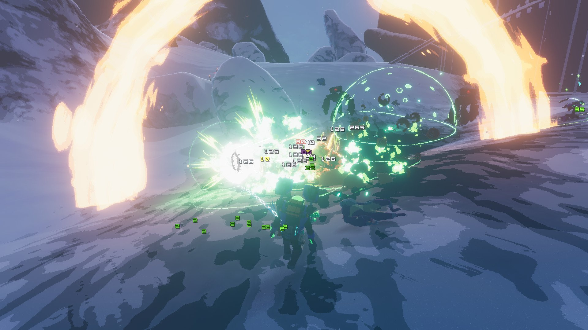 Risk of Rain 2 enters Steam Early Access today.