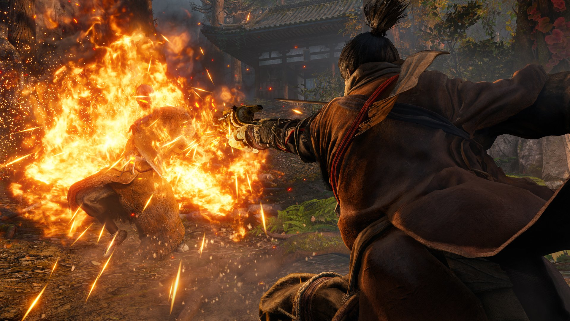 Sekiro: Shadows Die Twice preview