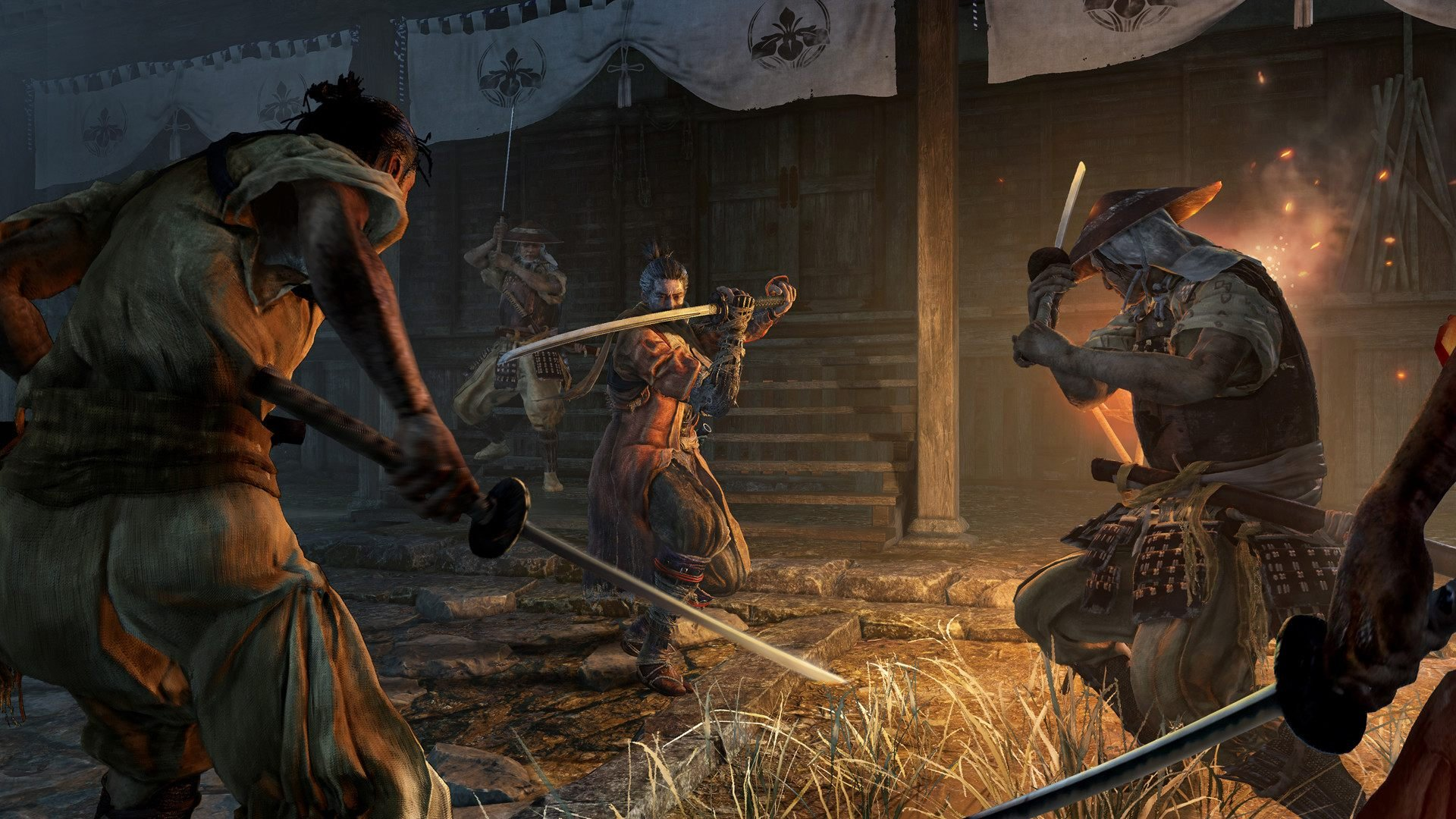 Sekiro Shadows Die Twice speedrun under and hour gameplay Danflesh111