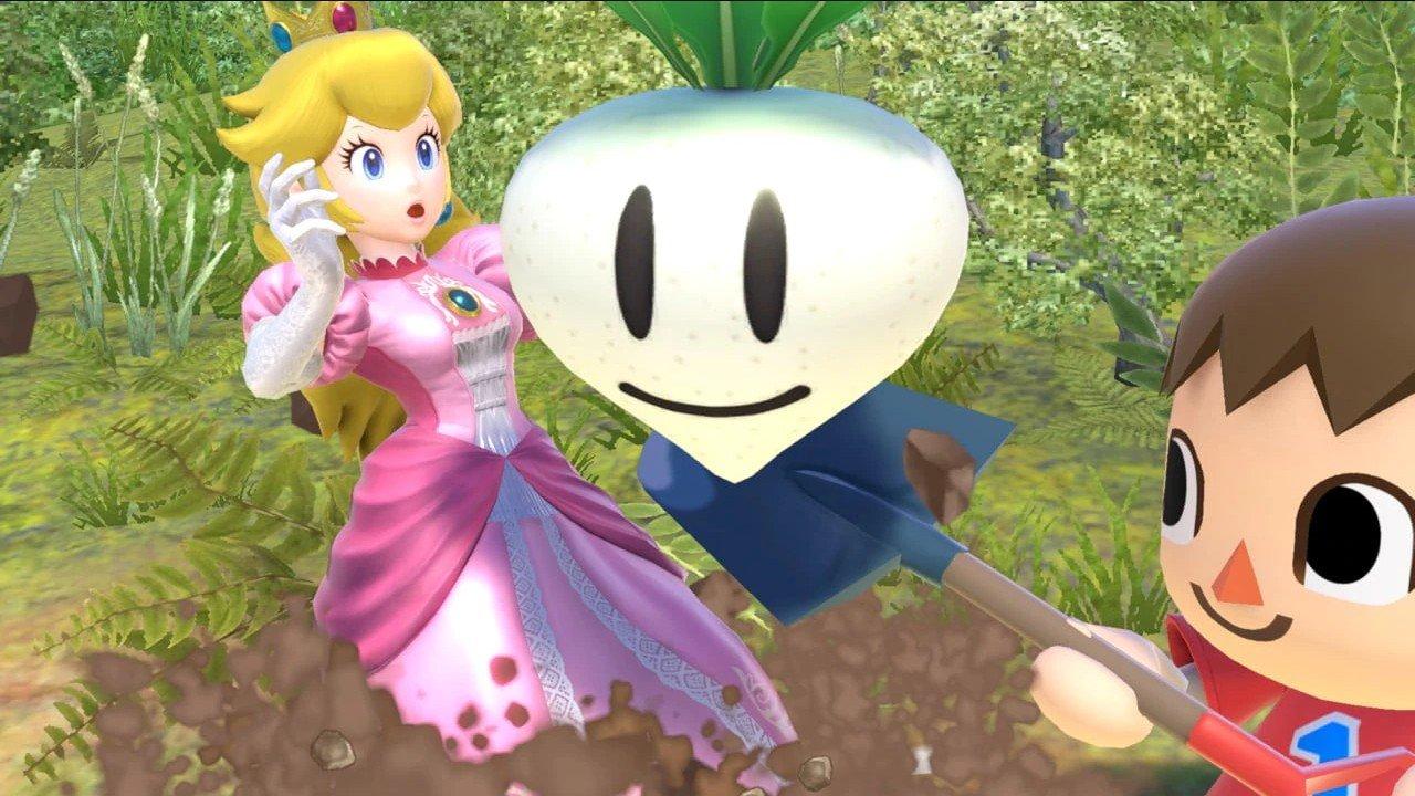 Super Smash Bros. Ultimate - Peach