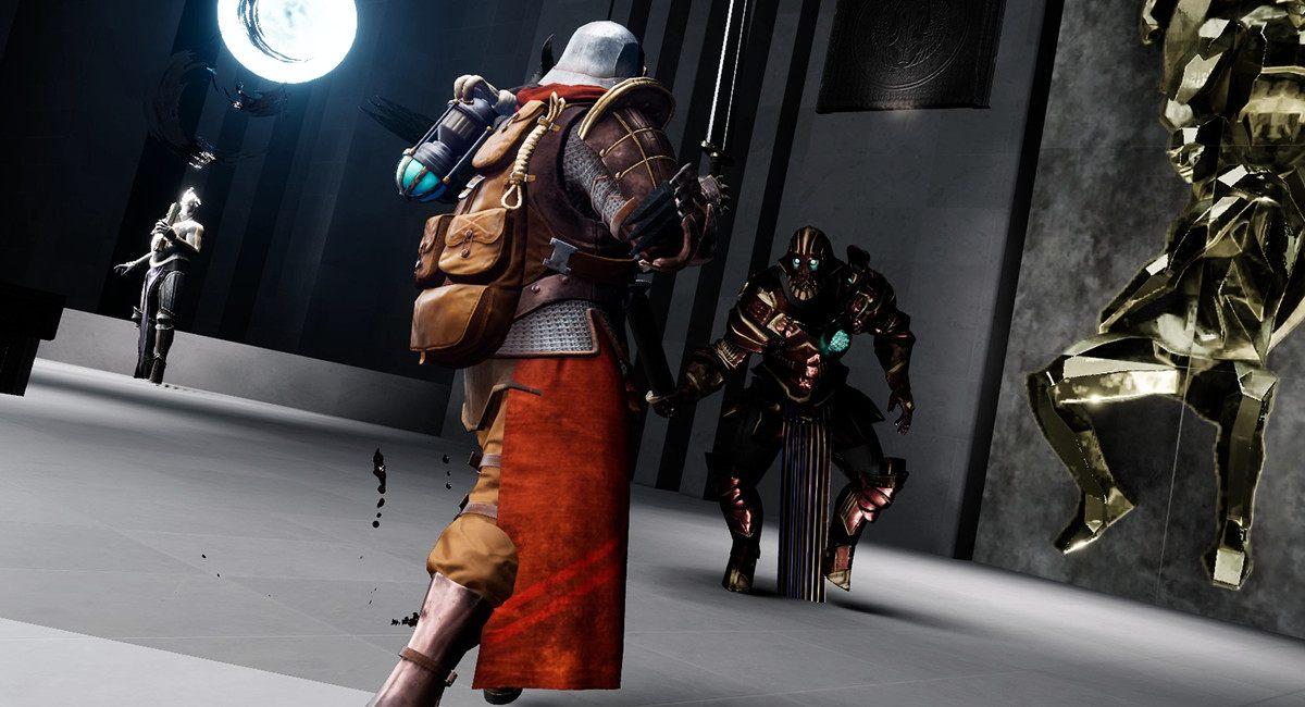 Sword of Gargantua vr virtual reality gdc 2019 screenshot gameplay
