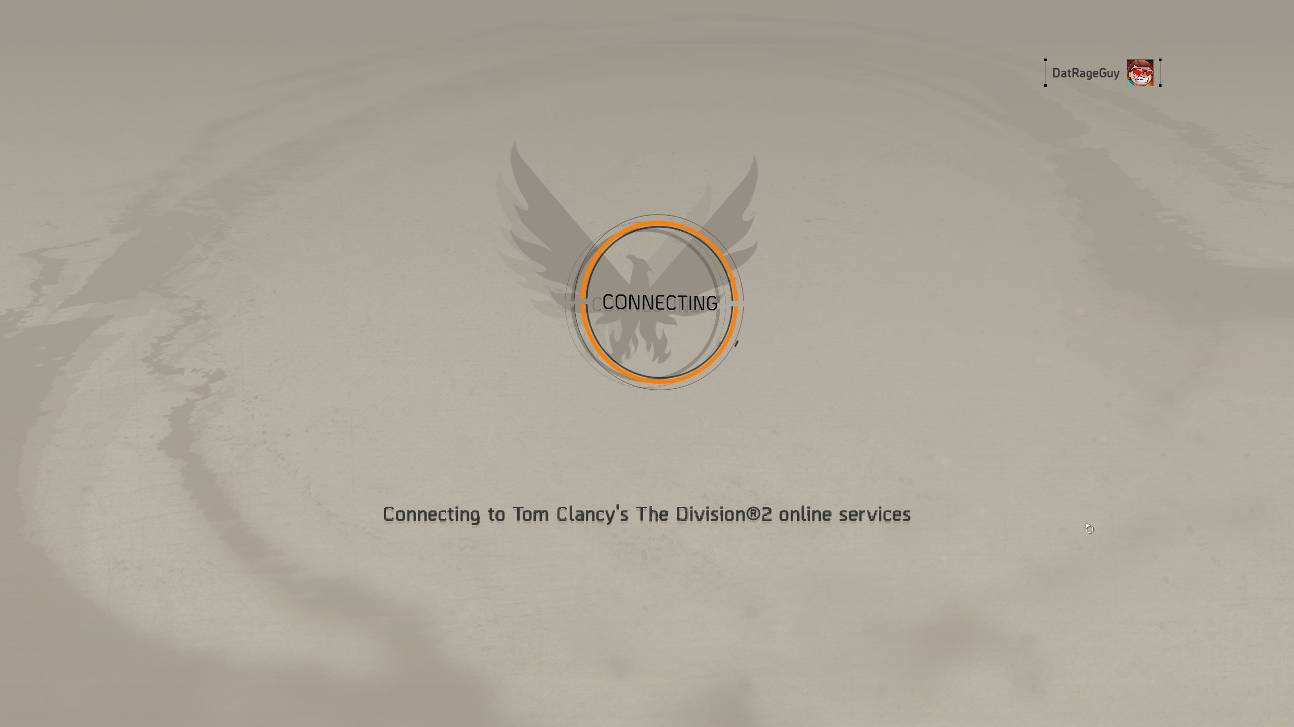 The Division 2 online only connecting