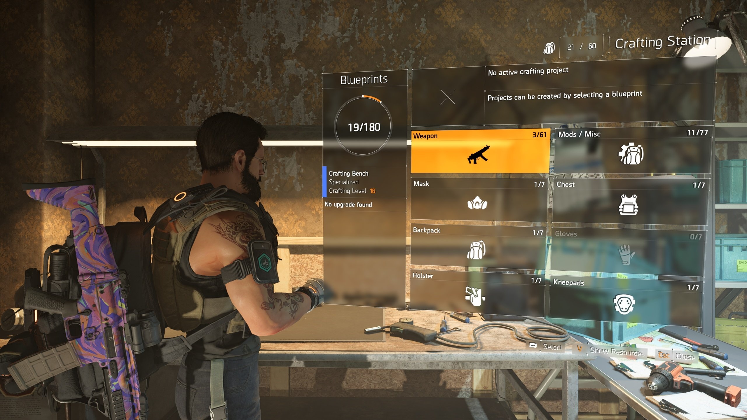 How To Craft New Items And Gear In The Division 2 Shacknews