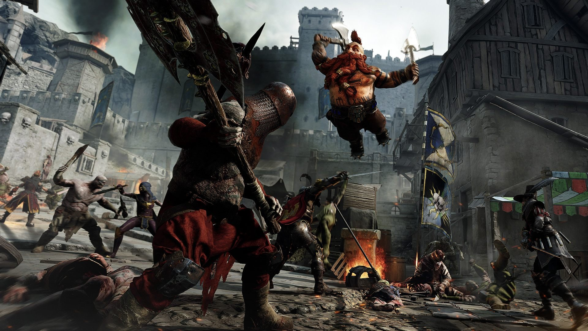 Warhammer Vermintide 2 anniversary free weekend secret level discount