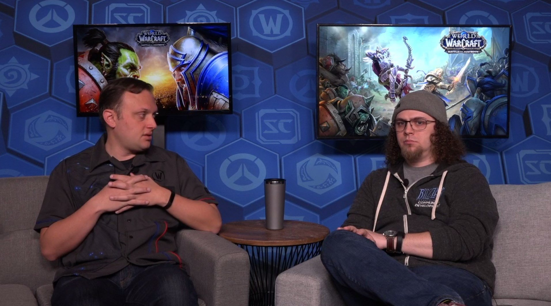 Game Director Ian Hazzikostas and Community Manager Josh Allen discuss World of Warcraft during the live Q&A.