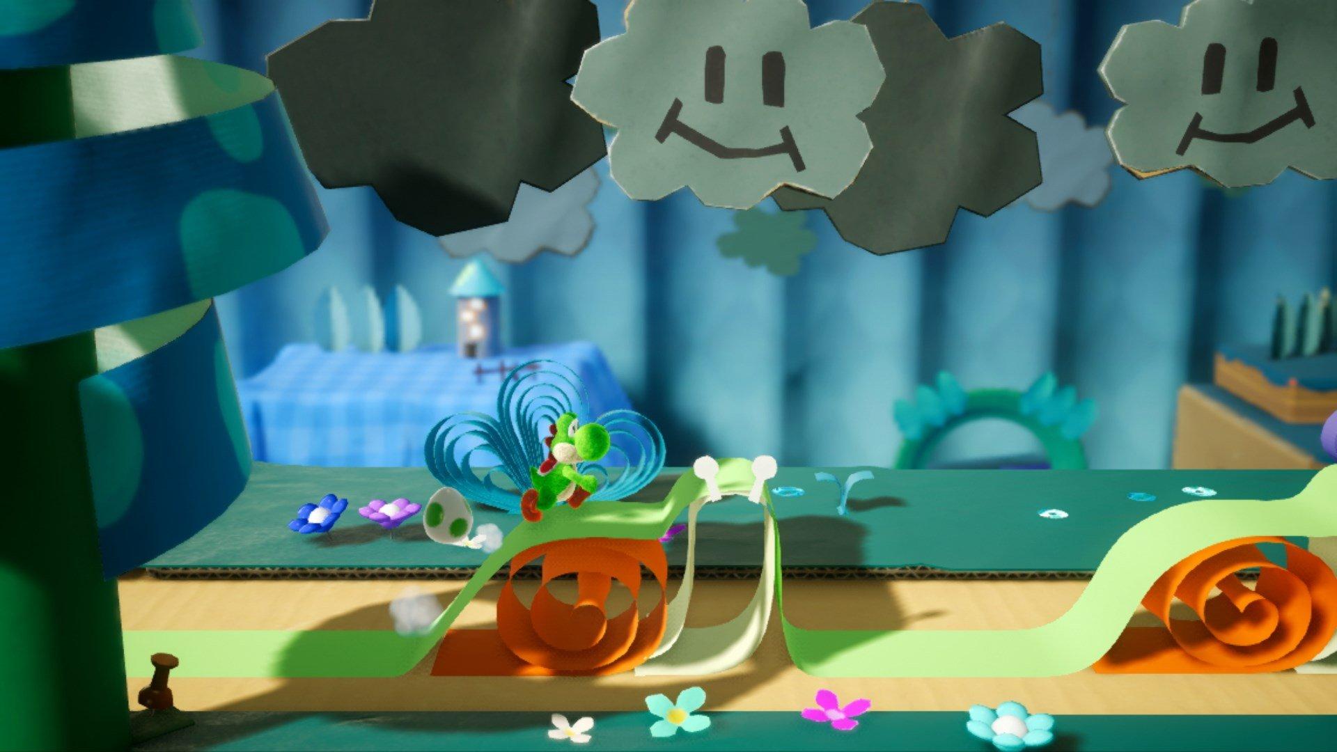 Yoshi's Crafted World review Shacknews screenshot 01