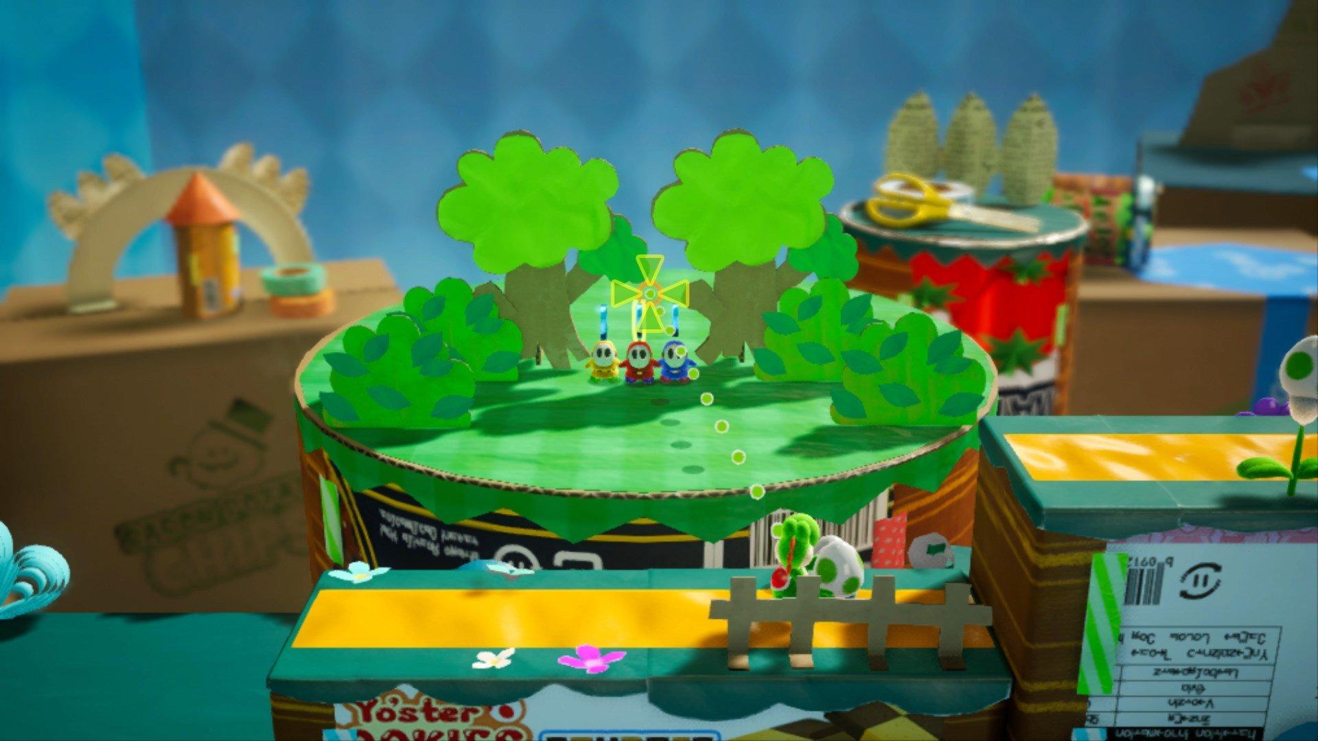 Yoshi's Crafted World Shacknews review screenshot 02